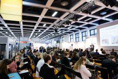 La Feria de Turismo de Berlín abre sus puertas al público.