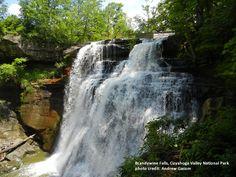 Brandywine Falls, Cuyahoga Valley National Park (Sagamore Hills, OH)