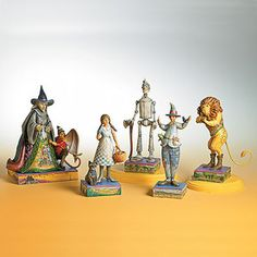 Jim Shore® Wizard of Oz Figurines