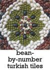 024 bean-by-number turkish tiles