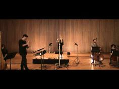 "Essie Jain - ""Raise You"" - conducted and arranged by Nico Muhly - YouTube"