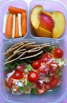 Black Bean & Spinach Enchilada  , #fiber, #EasyLunchBoxes, #bento