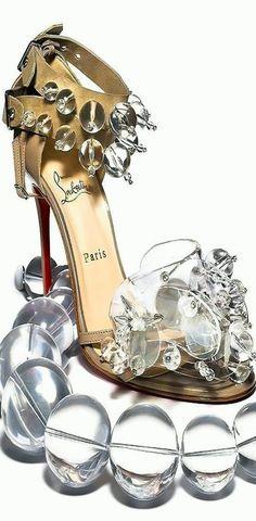 Christian Louboutin   LOLO?  .........\u0026quot;How to make high heels ...