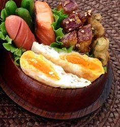 To lunch ♪ twofold fried egg - ไข่ดาวสำหรับแซนวิช