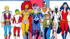 DC Entertainment Has Plans For Teen Titans Live-Action Project