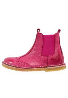 Stiefelette - pink