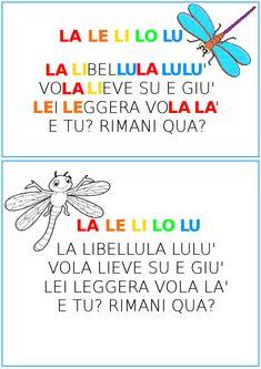 Li Lo, Graph Paper Art, Italian Language, School Bags, Homeschool, Teaching, Alphabet, Primary Music, Speech Language Therapy