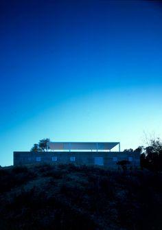 // De Blas House by Alberto Campo Baeza
