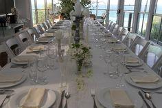 Small dinner party wedding - Stradbroke Island Events