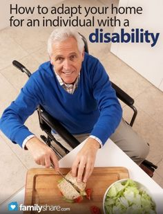 When adapting a home for someone with a disability, first take into consideration the kind of disability the individual has. Adaptations need to be made according to that individual& needs. Arthritis Relief, Arthritis Remedies, Psoriasis Arthritis, Arthritis Exercises, Rheumatoid Arthritis, Handicap Accessible Home, Disability Help, Adaptive Equipment, Spinal Cord Injury