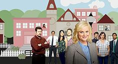 Parks and Recreation - this show is relentlessly funny - I don't think they've had a bad episode yet