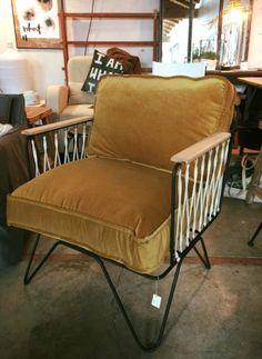 fauteuil honor croisette noir jaune meubles pinterest. Black Bedroom Furniture Sets. Home Design Ideas