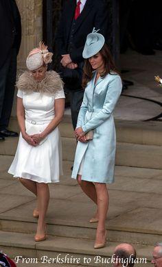 Kate Middleton's 10 Years Attending the Order of the Garter!
