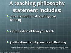 9 Teaching Presentation Ideas Teaching Teaching Philosophy Presentation