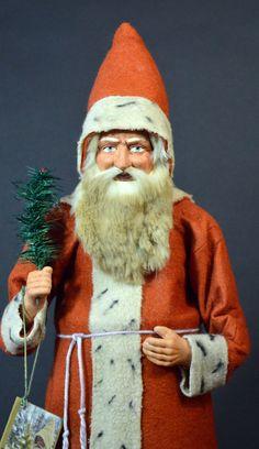 "21"" Santa by Two Sisters Studios"