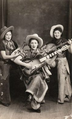 Country and Western musicians 1935