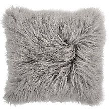 Luxurious and irresistible, Mongolian Pillow Light Grey covers will bring texture and warmth to any room. Available in ten decorator colors, these soft, plush pillow covers add comfort and contemporary style. Fiber pillow form is included. Grey Throw Pillows, Fur Pillow, Decorative Throw Pillows, Accent Pillows, Decor Pillows, Fur Throw, Throw Blankets, Grey Home Decor, Stylish Home Decor