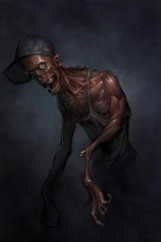 DrawerGeeks: Zombies