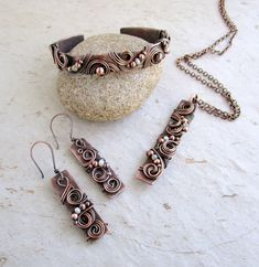 Wedding Jewelry Set,