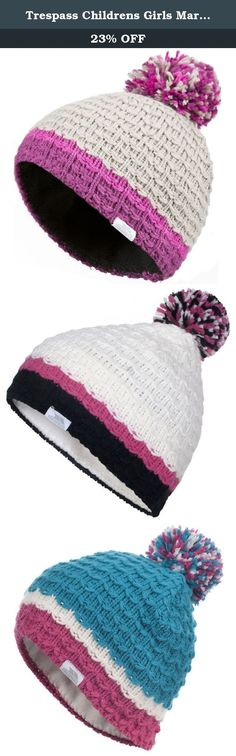 2ed8f7dc1ef Knitted hat with pom pom.