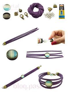 #DIY #tutorial #cabo #bracelet #handmade #kaboszony #kurs