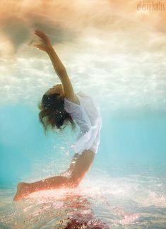 Underwater by Elena