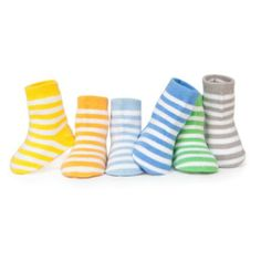 Unisex 6 Pairs of Striped Baby Socks by Trumpette Baby Socks, Unisex Baby, Baby Accessories, Sock Shoes, Little Babies, Girls Shoes, Fashion Brands, New Baby Products, Kids Fashion