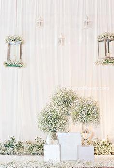 Simple for akad nikah wedding dais pelamin pinterest wedding garden wedding concept malaysia google search junglespirit Images