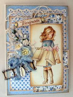 Beautiful card by Anne H.