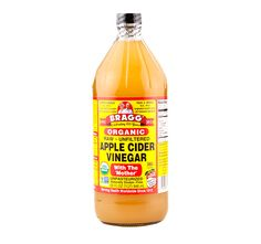 Certified Bragg Organic Raw Apple Cider Vinegar is unfiltered, unheated, unpasteurized and 5% acidity. This vinegar contains the amazing Mother of Vinegar which occurs naturally as strand-like enzymes of connected protein molecules. Each case consists of twelve 32 ounce bottles.