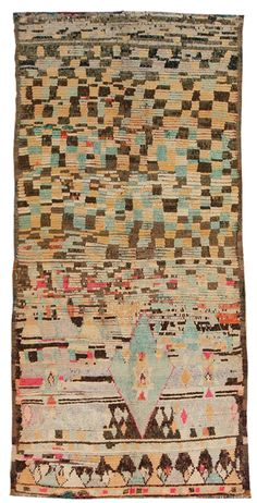 View this beautiful geometric vintage Moroccan rug from Nazmiyal's fine antique rugs and decorative carpet collection. Textiles, Magic Carpet, Berber Rug, Woven Rug, Floor Rugs, Abstract Pattern, Rugs On Carpet, Vintage Rugs, Fiber Art