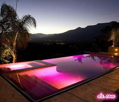 Pool party must! Underwater RC multi-color LED Pool Light.