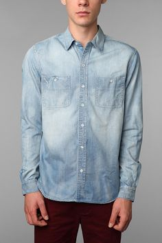 life/after/denim All Week Shirt  #UrbanOutfitters