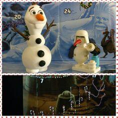 Día 7: hazme un muñeco de nieve (imperial)! XD #snowman #snow #starwars #Lego #instalego #legogram #afol #adventcalendar