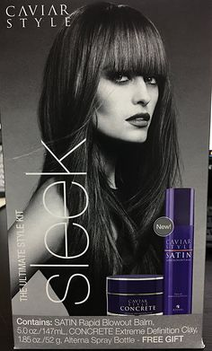Alterna Caviar Style The Ultimate Style Kit - Sleek >>> This is an Amazon Affiliate link. Want to know more, click on the image.