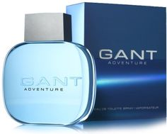 GANT ADVENTURE by Gant USA for MEN: EDT SPRAY 1.7 OZ