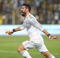 Fenerbahçe - Galatasaray | Volkan Demirel
