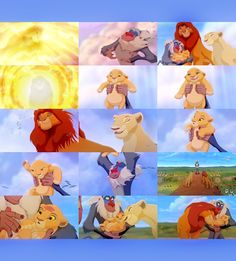 Lion King ♥ - Best childhood memorie.
