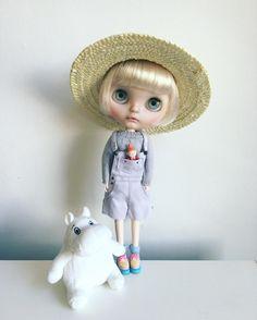Moomin Blythe.