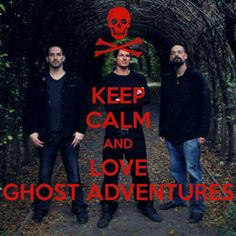 Love Ghost Adventures