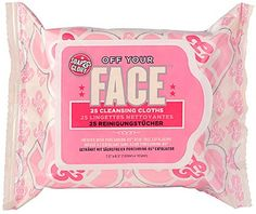 #WinterSkin Stay fresh 'n' clean with the makeup removal wipes. They are perfect for travel so you don't have to bring tonsa products. Try Soap and Glory Off Your Face from @Sephora