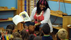 Small Change In Reading To Preschoolers Can Help Disadvantaged Kids Catch Up