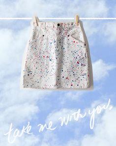 Rainbow Mini Straight Skirt, Online Shopping Clothes, Kids Wear, Cool Kids, Bucket Bag, Rainbow, Cool Stuff, Mini, Skirts