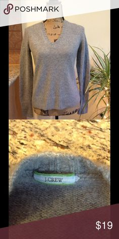 J Crew comfy sweater. Soft and great condition. J. Crew Sweaters