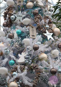 Weihnachtsbaum-Dekoration www.julstyle.de
