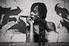 Photograph Smoking wall. by Laurence Penne on 500px