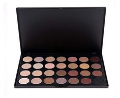 RoseFlower Pro 28 Colors Eyeshadow Makeup Palette Cosemetic Contouring Kit  Ideal for Professional and Daily Use ** More info could be found at the image url.