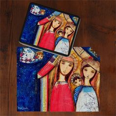 Already On Sale plus 25% off at checkout  Nativity by FlorLarios