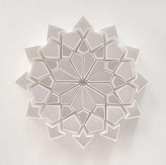 Kaleidoscopic white