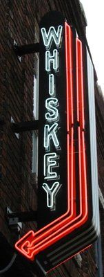 """Surprise, surprise! Somewhere else dark and boozy, but this time it's in Durham! These reviews call it everything from """"hip"""" to """"an old man bar"""". I'll take both, please. http://www.yelp.com/biz/whiskey-durham"""